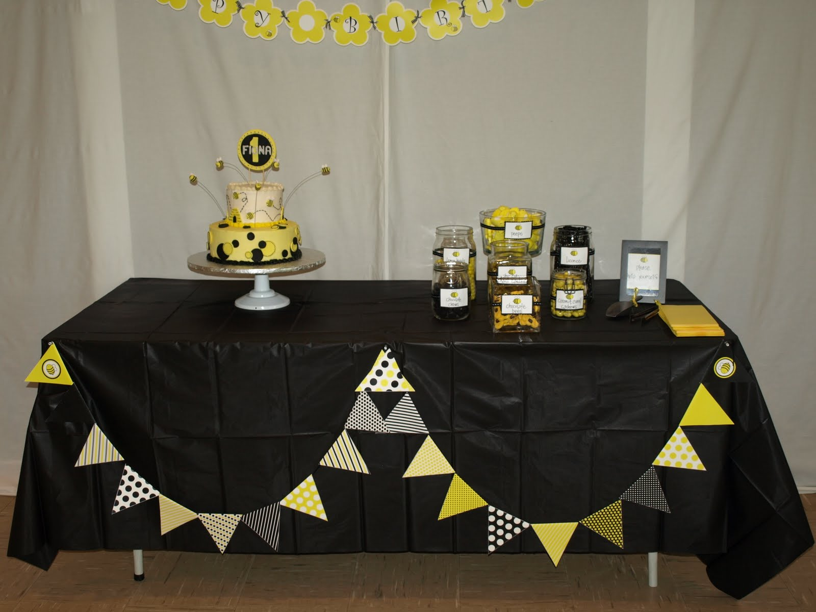 A Party Style Bumble Bee