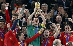 Espanha Campeã da Copa 2010