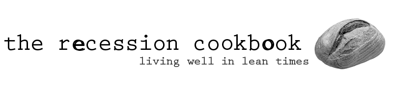 The Recession Cookbook