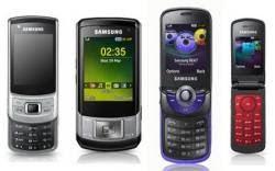 Samsung S6700, C5510, M2510, M2310