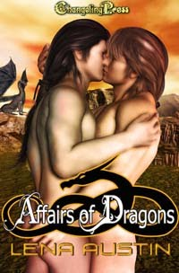 My Latest Release is...Affairs of Dragons