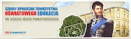 """Szkoły Towarzystwa Oświatowego """"Edukacja"""" w Łodzi"""