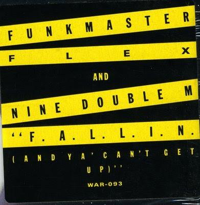 Funkmaster Flex & Nine Double M - F.A.L.L.I.N. (1991)