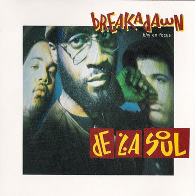 De La Soul - En Focus (Vocal Version)