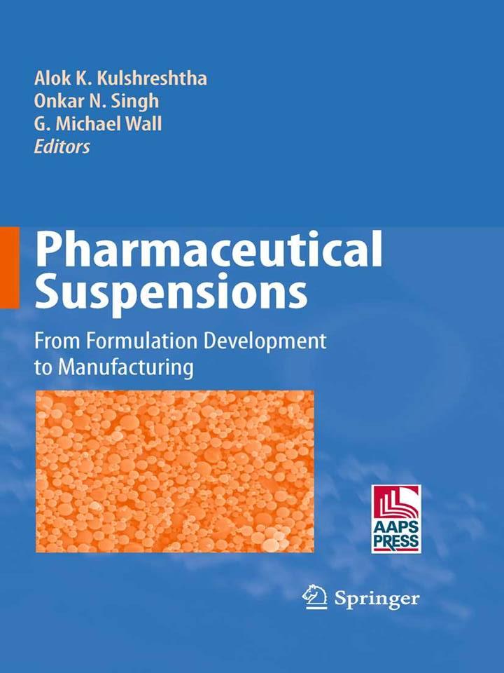 handbook of pharmaceutical formulations