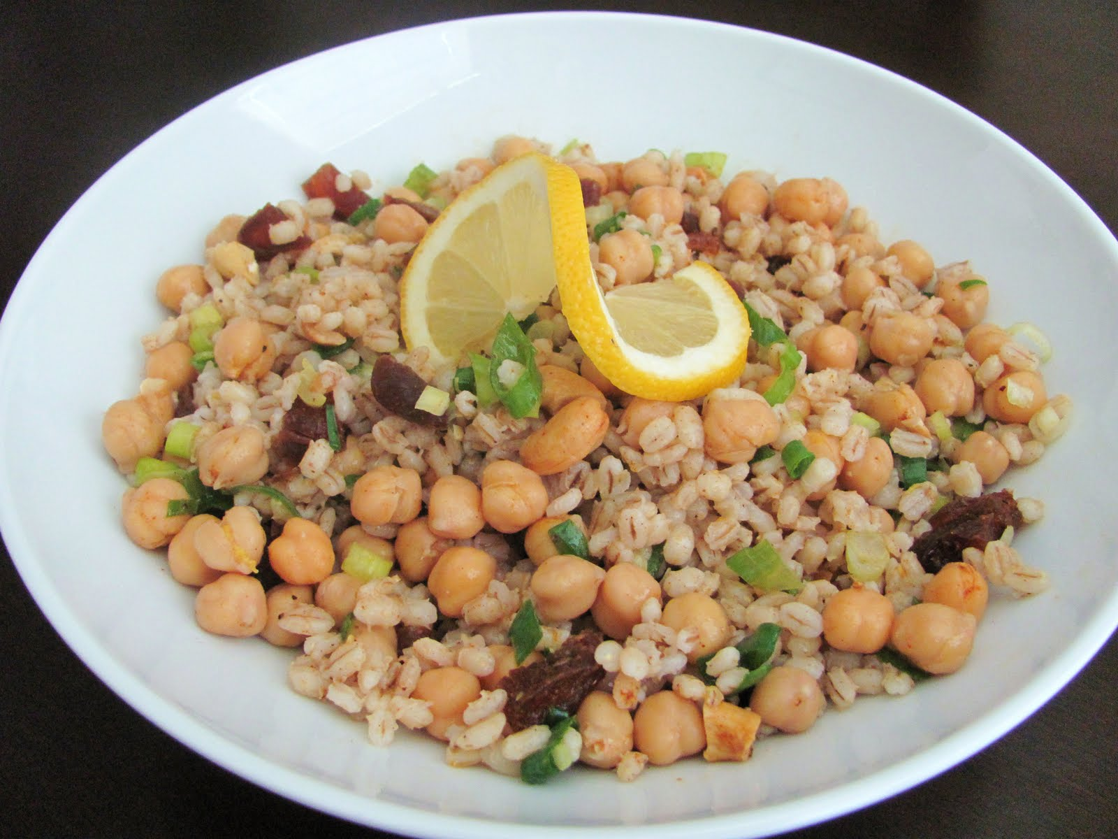 chickpea barley salad chipotle barley salad with chipotle barley salad ...