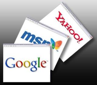 Posicio, google, yahoo, msn