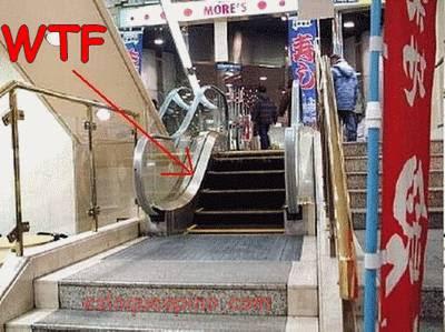 Imagenes WTF?? Escaleras+WTF