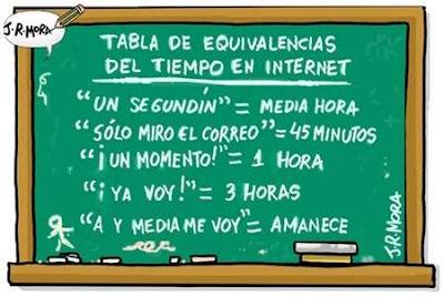 Chiste Grafico: Humor geek Internet