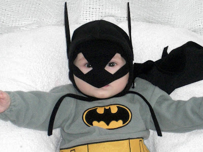 We saw this in the Halloween store and couldnu0027t resist. Thatu0027s right... Fletch is BATMAN! Fletcher Owen by day and Batman by night. Bruce Wayne better watch ... & Shock Family Circus: October 2009
