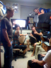 Too Much Fun for the First Night  of College - Aug 09