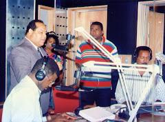DOMINGO GUTIERREZ EN Z101 FM