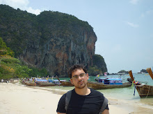 Thailand- Ao Nang beach in the South