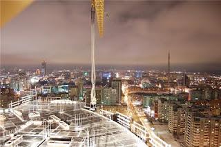 View along Kuybysheva street