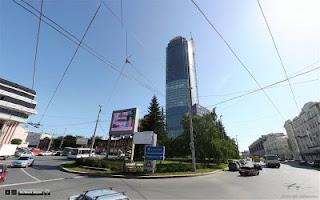 Antey and Malysheva street