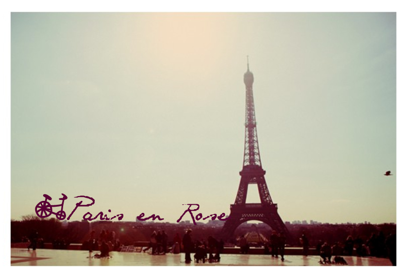 Paris en Rose