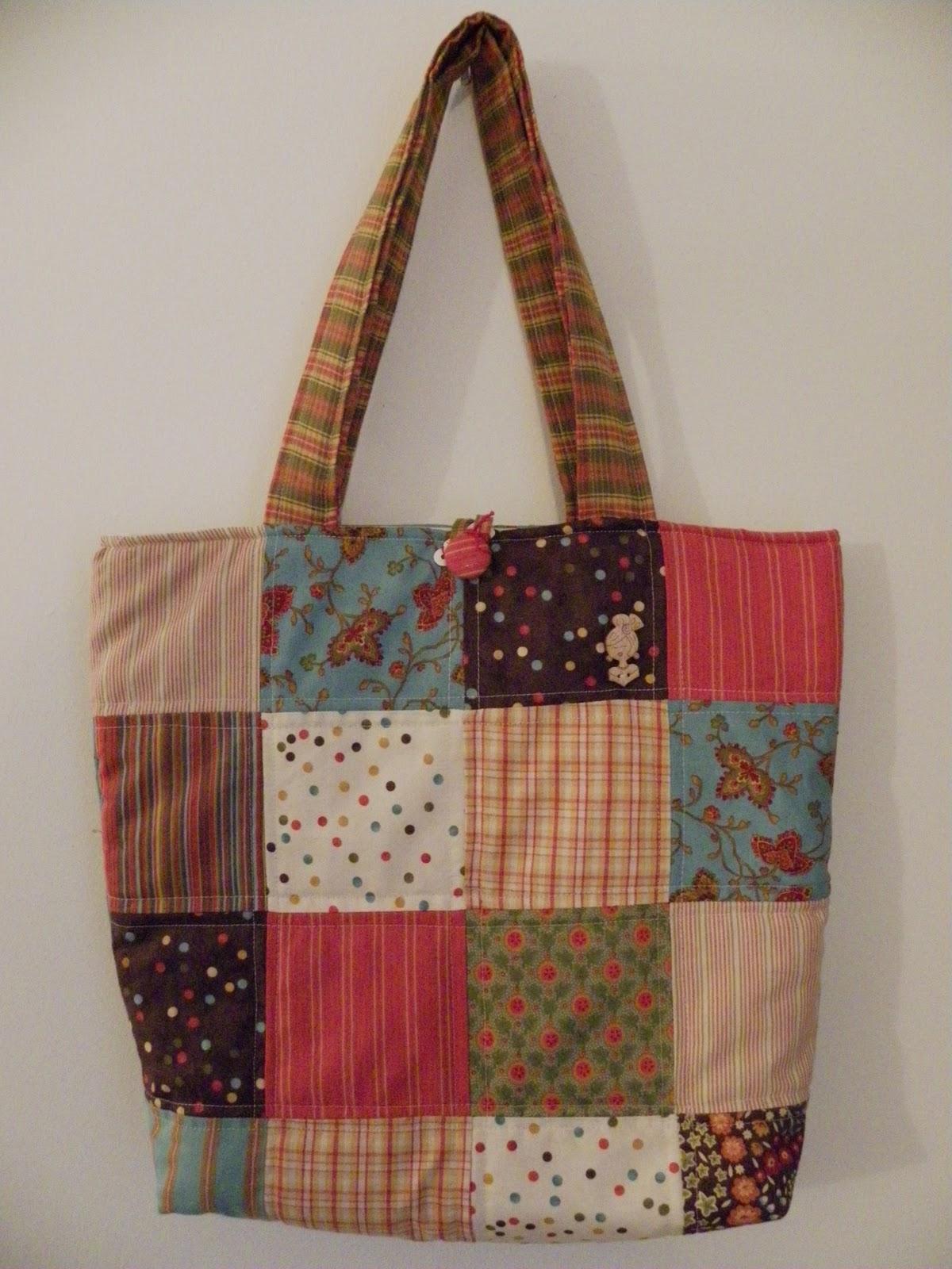 Gitanitas s n noviembre 2010 - Telas para hacer bolsos ...