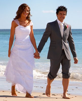 Beach Wedding gown, Beach Wedding Dress