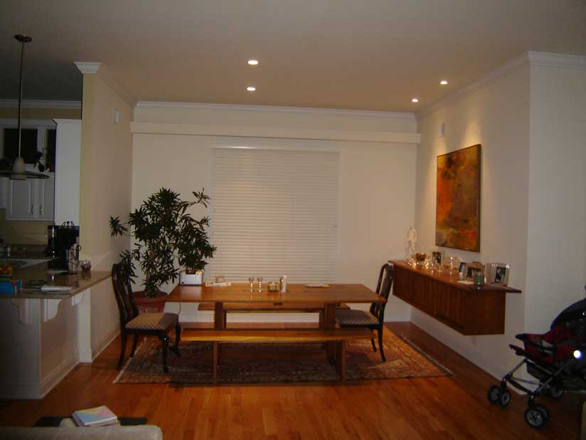 Home design and interior best dining room lighting design for Homes without dining rooms