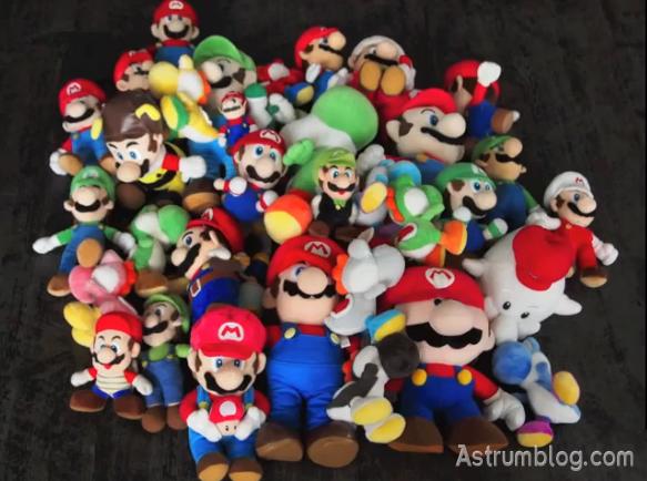 Coleccion De Mario Bros