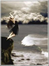 Cierras tus ojos, abres las alas....