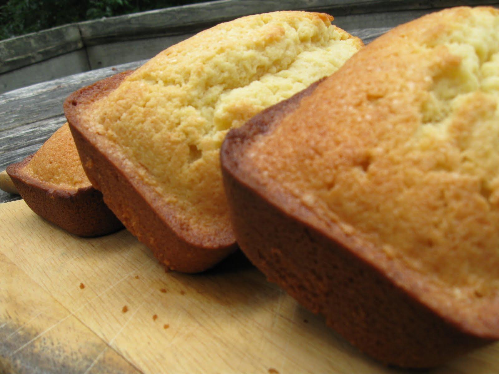 Second Dinner: Heavenly Cake Bakers: Mini Vanilla Bean Pound Cakes