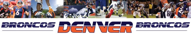 The Broncos Denver Broncos Blog