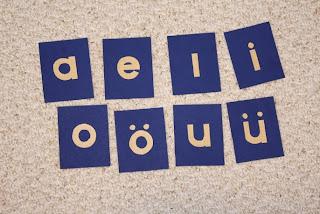 Kartondan Oyuncak – Zımpara Kağıdı Harfler