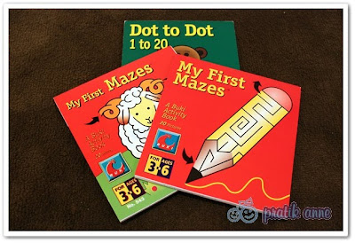 3-5 yaş arası çocuklar için eğitici alıştırmalar