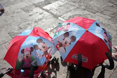 Güneş şemsiyeleri