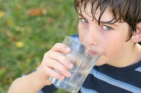 Çocukların su içmeme problemi