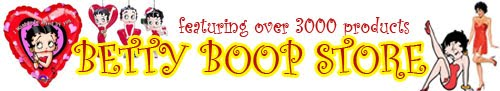 Betty Boop Store