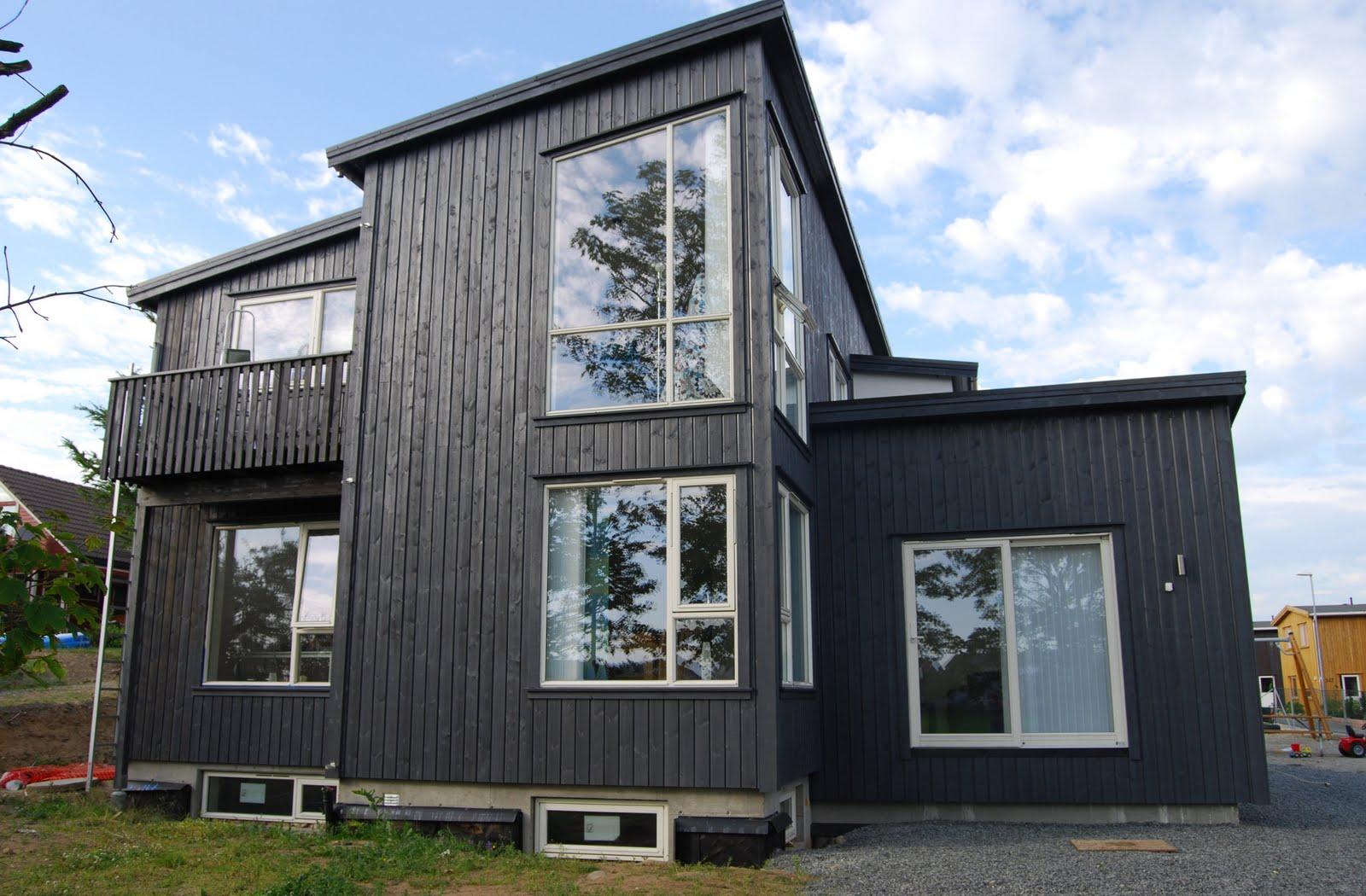 Pris på bygging av hus