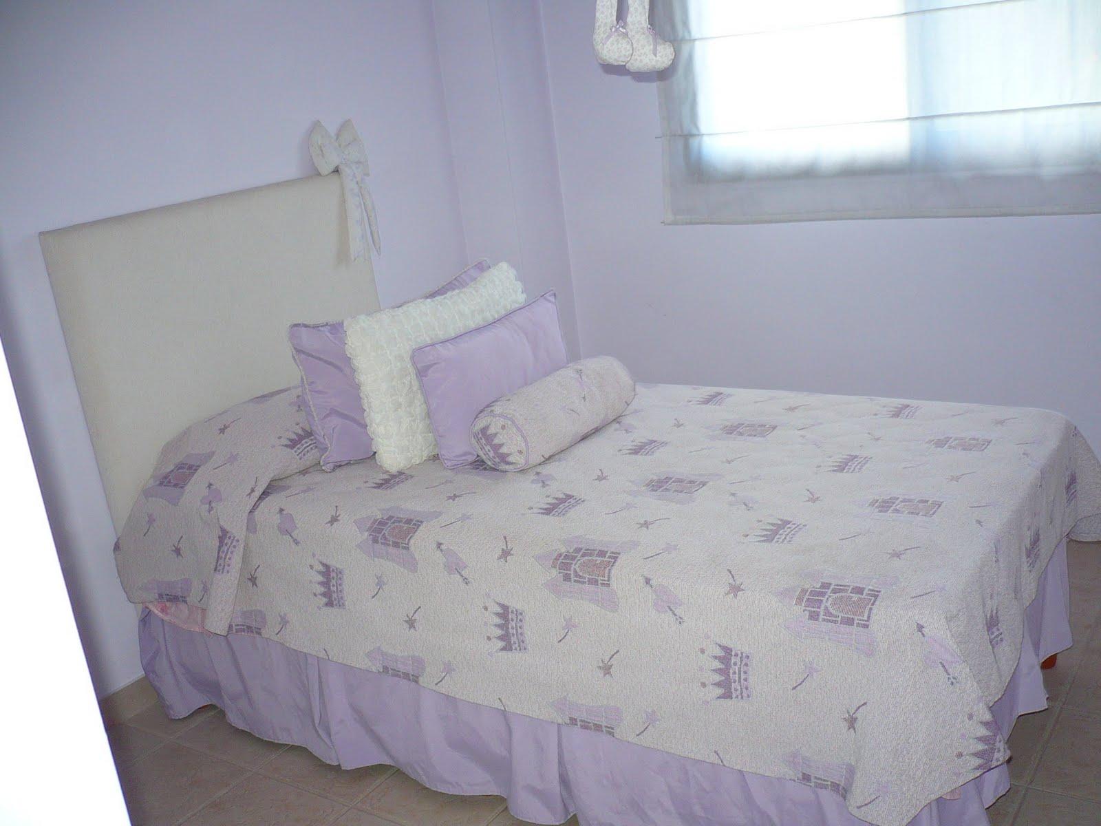 Emy decoraciones habitaciones rom nticas for Cortinas romanticas