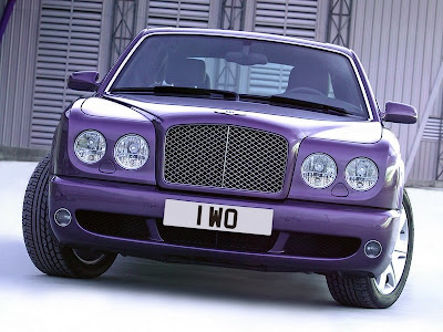 2005 Bentley Arnage R. 2005 Bentley Arnage T