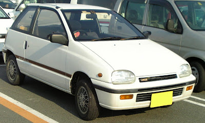 1986 Daihatsu Leeza | Car History