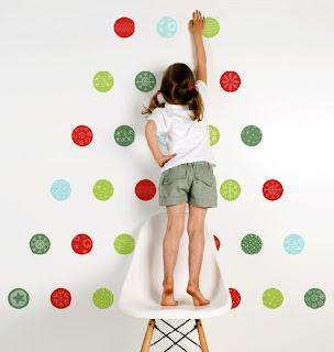 Vinilos decorativos para navidad decoracion de - Decorativos para navidad ...
