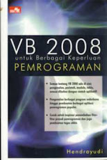 Buku Visual basic 2008