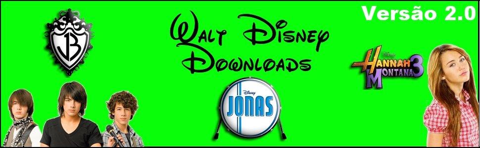 Walt Disney Downloads (Downloads e Notícias dos Astros da Disney)