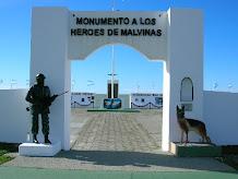 Monumento Malvinas Rio Grande
