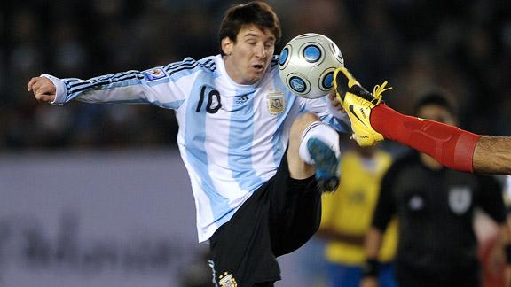 Life of Leo Messi