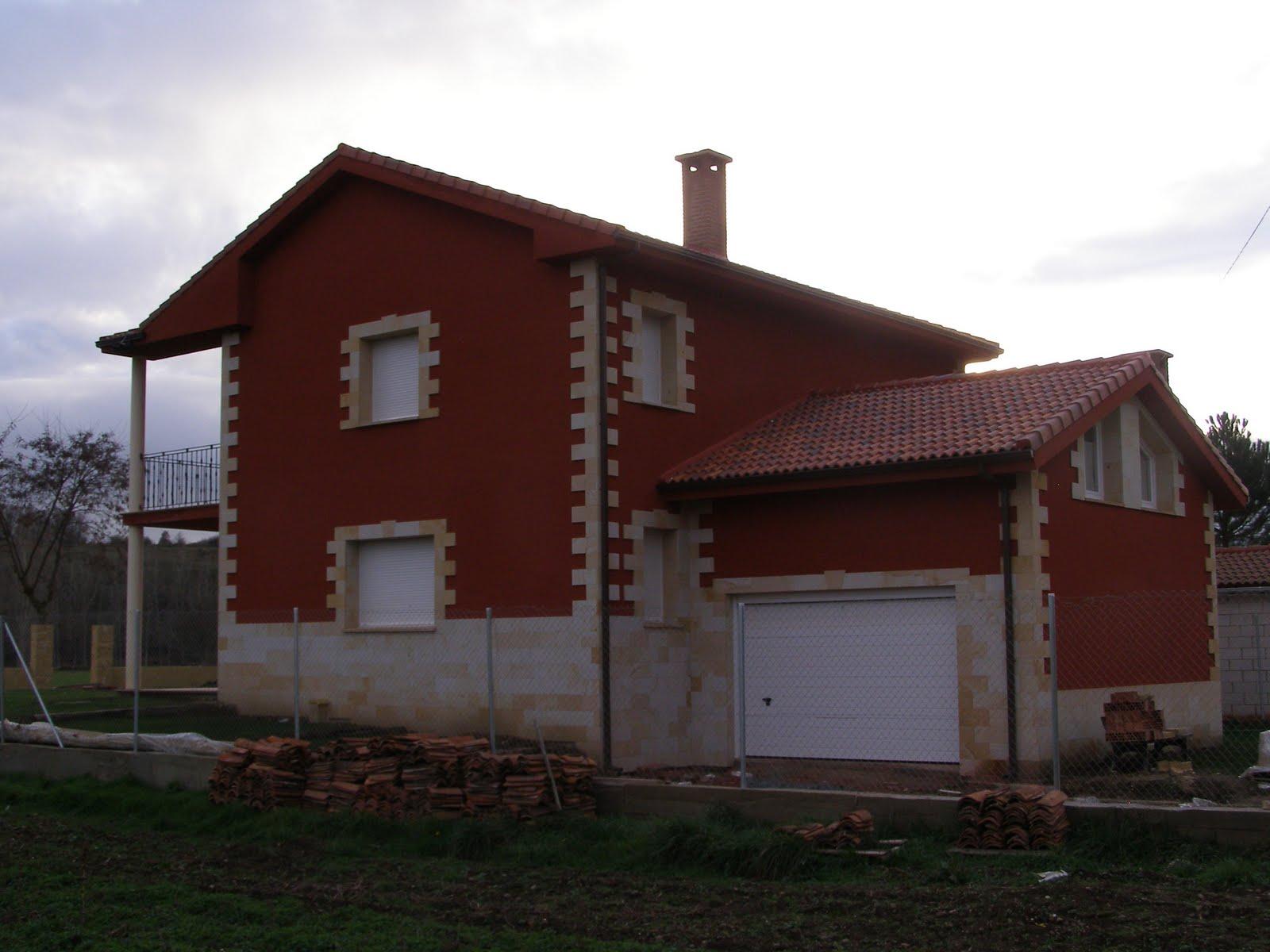 Construcciones jaime detalles de esta vivienda de nueva for Nueva construccion