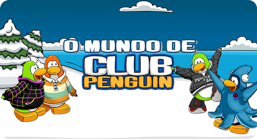 O Mundo de Club Penguin