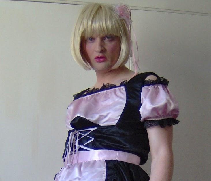 daily sissy photo sissy maid janey