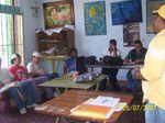 Con el apoyo y participación de la Dirección de Cultura y Desarrollo Social del Municipio Bolívar