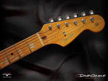David Gilmour Headstock