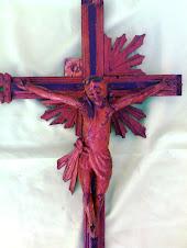 Cristo em Mau estado de conservação