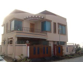 Marla House Front Design In Bahria Town 2013 | Joy Studio Design ...