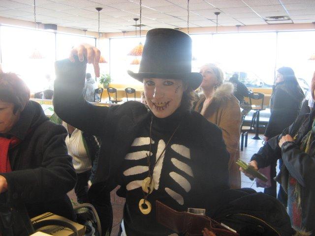 31 Octobre, 2008 -Halloween!