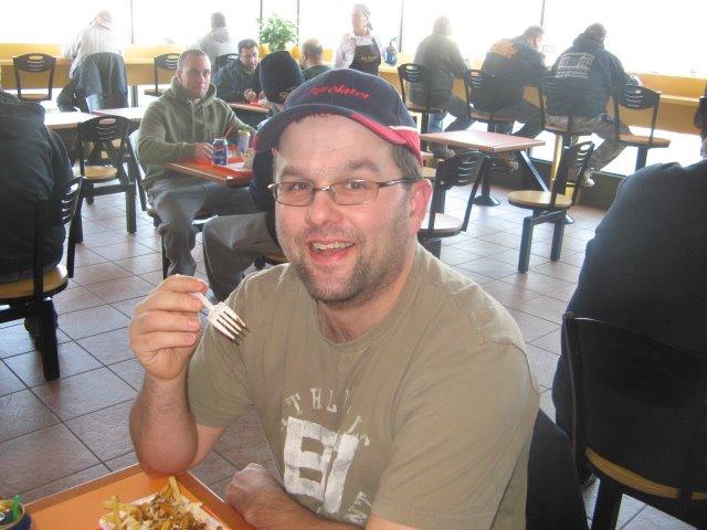 1 Novembre, 2008 - Client du mois, St. Eustache